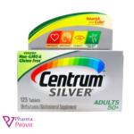 Centrum Silver Adult 125 tablets - سنتروم سيلفر