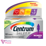 Centrum Silver+50 Women - سنتروم سيلفر للسيدات +50